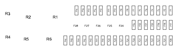 ford escape mk3 third generation from 2012 fuse box diagram ford escape 2015 fuse box luggage compartment