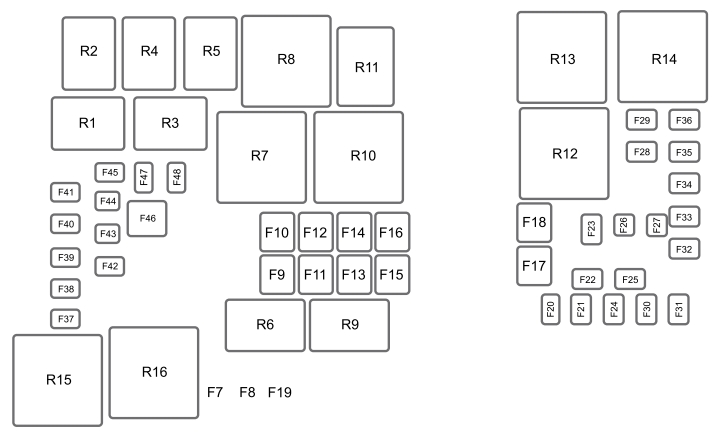 Ford Escape 2015 Fuse Box Diagram on 2005 honda accord engine diagram