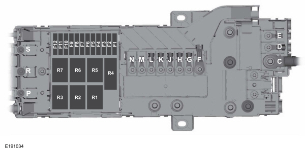 Ford transit fuse box locations wiring