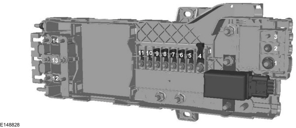 Ford Transit mk8 2015 pre fuse box ford transit mk8 (from 2015) fuse box diagram (eu version 2015 ford transit 250 fuse box location at fashall.co