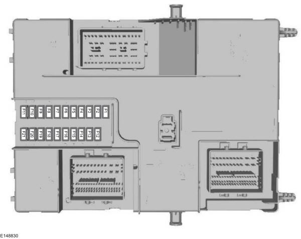 ford transit custom from 2015 fuse box diagram eu version auto genius. Black Bedroom Furniture Sets. Home Design Ideas