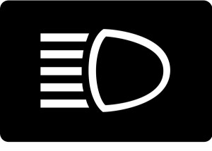 Main beam or headlamps