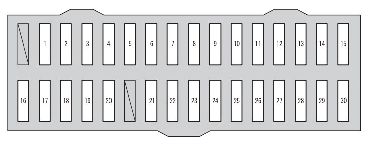 Toyota rav4 mk4 fuse box under instrument panel 2015 rav4 fuse box 2015 rav4 fuse box diagram \u2022 wiring diagrams 2006 Toyota RAV4 Fuse Box Location at edmiracle.co