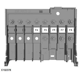 Ford fiesta classic 2010 fuse box engine compartment india version ford fiesta classic (from 2010) fuse box diagram (india version Old Fuse Box Parts at panicattacktreatment.co