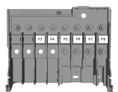 Ford figo 2010 fuse box engine junction ford figo (from 2010) fuse box diagram (india version) auto genius fused junction box for trailer at crackthecode.co