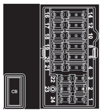 ford figo aspire from 2014 fuse box diagram india. Black Bedroom Furniture Sets. Home Design Ideas