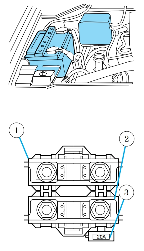Lincoln Navigator 1999 2002 fuse box diagram Auto