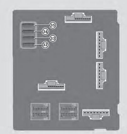 Smart fortwo mk3 fuse box rear side smart fortwo iii mk3 (2013) coupe and cabriolet fuse box diagram 2008 smart fortwo fuse box diagram at n-0.co