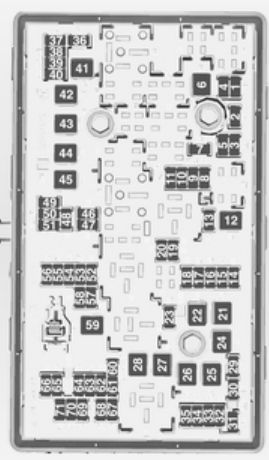 Opel insignia bezpieczniki komora silnika opel insignia (2014 2015) fuse box diagram auto genius 2015 vw gti fuse box diagram at gsmx.co