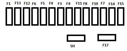 Citroen C3 mk3 (from 2009) - fuse box diagram - Auto Genius | Citroen C3 Hdi Fuse Box |  | Auto Genius
