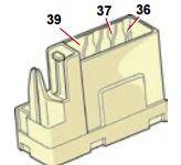 Citroen C4 mk1 fuse box under dashboard1 citroen c4 mk1 (2004 2010) fuse box diagram auto genius  at gsmx.co