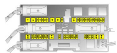 vauxhall astra 5th generation astra h 2004 2010 fuse box rh autogenius info VTX 1800 Fuse Box Location Fuse Box Diagram