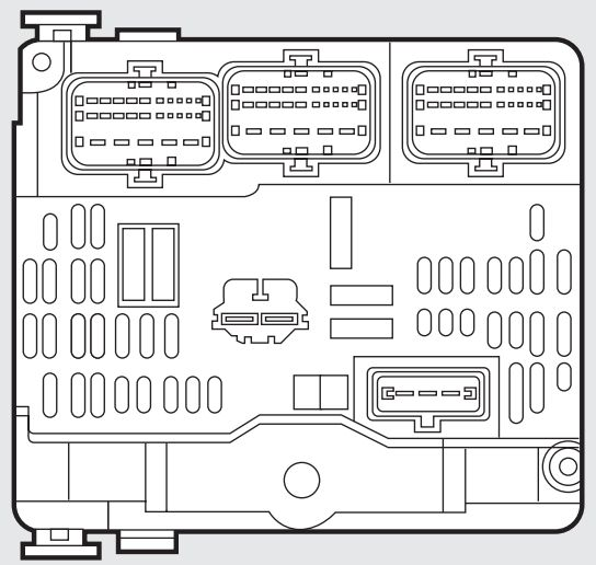 Fiat Scudo Mk2 2006 2016 Fuse Box Diagram on chrysler pacifica fuse box diagram