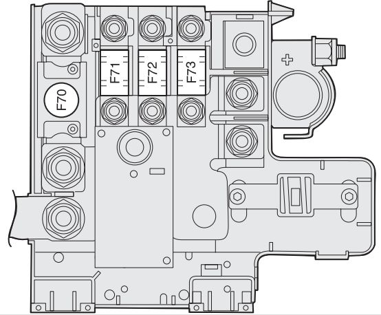 alfa romeo 159 (2005 – 2011) – fuse box diagram