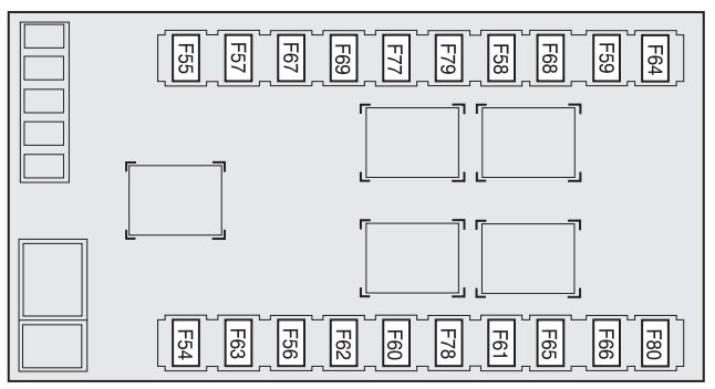 Alfa Romeo 159 (2005 - 2011) - fuse box diagram - Auto Genius on