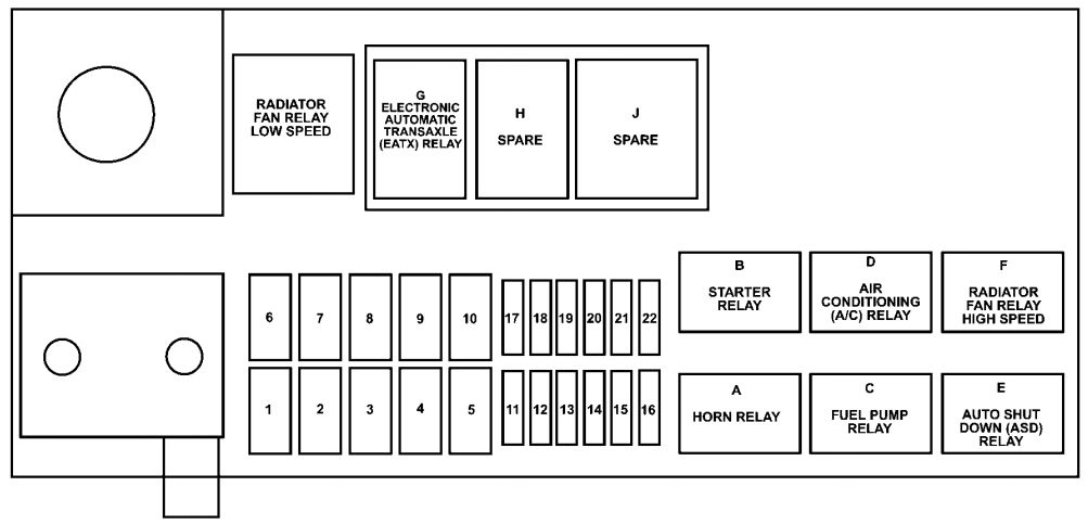 2002 Fuse Box Diagram - List of Wiring Diagrams  Camry Fuse Box Location on
