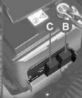 Lancia Lybra - przekazniki - komora silnika - przed akumulatorem