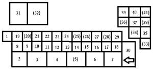 02 kia rio fuse box wiring diagrams wni 2001 Dodge Grand Caravan Fuse Box diagram of fuse box for 2002 kia rio guide about wiring diagram 02 kia rio fuse box