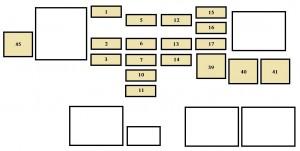 toyota avalon 1999 fuse box diagram auto genius rh autogenius info 2006 Toyota Avalon 2000 Avalon