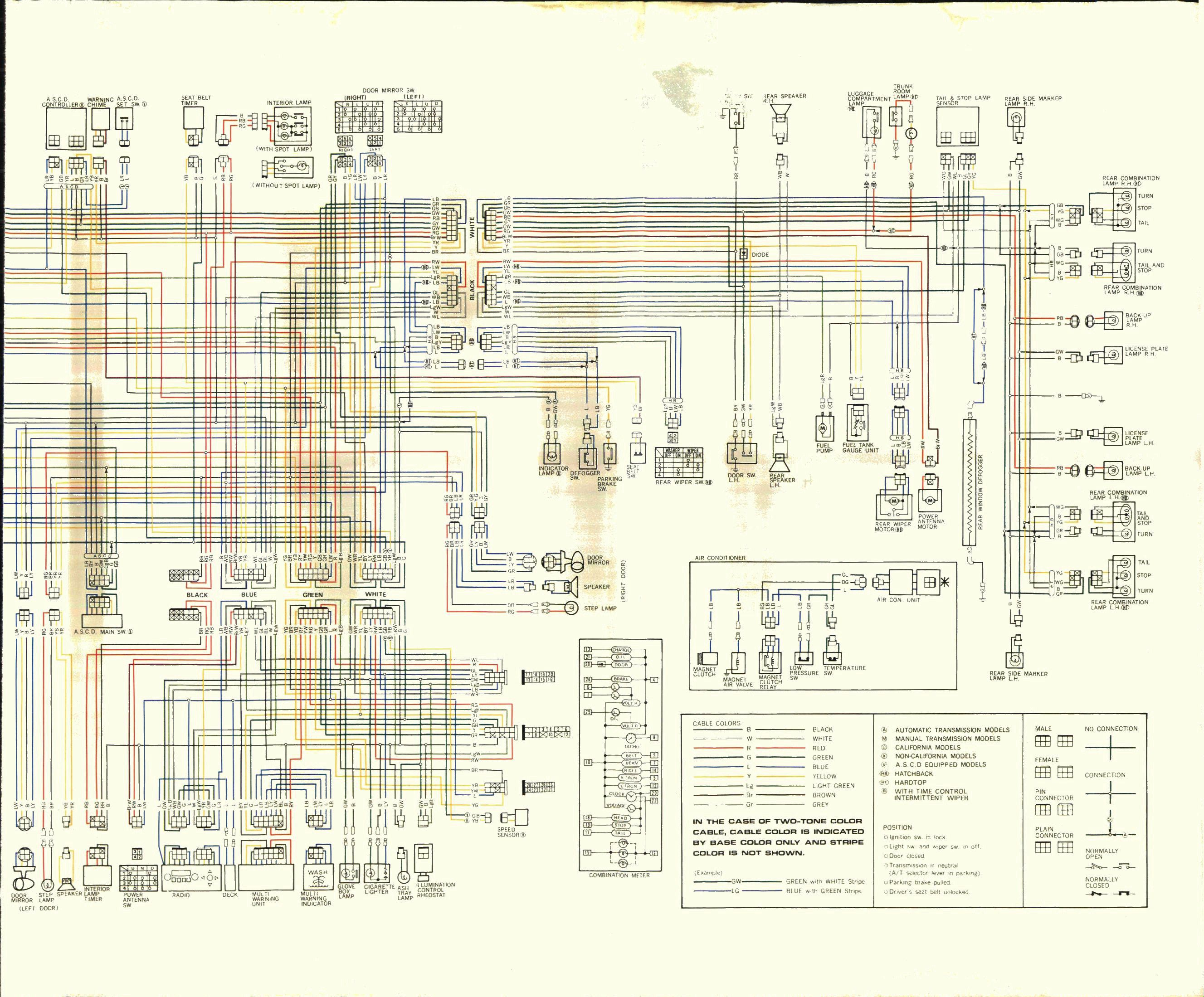 datsun wiring diagram   21 wiring diagram images