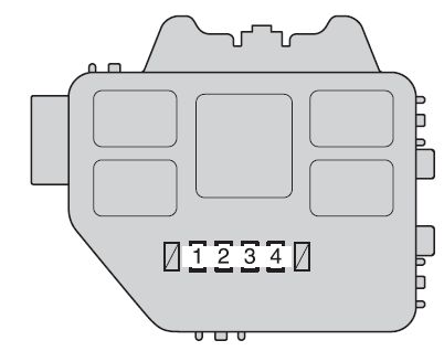 toyota corolla mk10 10th generation 2009 2011 fuse box diagram wiring diagram   elsalvadorla 2011 toyota corolla fuse diagram 2011 toyota corolla fuse diagram
