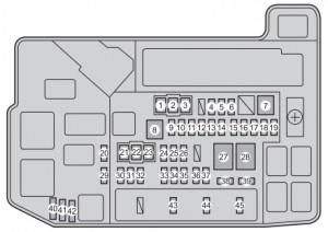 2011 toyota prius fuse panel diagram circuit diagram symbols \u2022 2011 toyota tacoma fuse box 2011 toyota prius fuse panel diagram images gallery