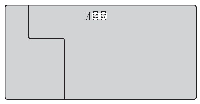 Toyota Tacoma  2012  - Fuse Box Diagram