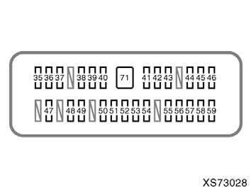 Toyota tundra mk1 fuse box instrument panel 2007 toyota tundra second generation mk2 (2007 2008) fuse box 2007 tundra fuse box diagram at mifinder.co