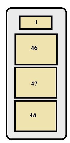 toyota land cruiser 2000 2001 fuse box diagram auto genius rh autogenius info 1994 Toyota Fuse Box Diagram 2006 Toyota RAV4 Fuse Box Diagram
