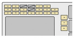 toyota matrix first generation mk1 (e130; 2002 2004 2003 pontiac vibe fuse box diagram 2004 toyota matrix fuse box diagram #7
