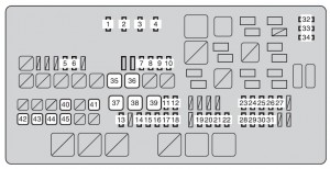 toyota tundra 2009 fuse box diagram auto genius. Black Bedroom Furniture Sets. Home Design Ideas