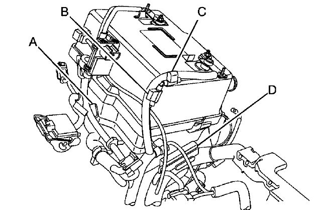 2008 Volvo V70 Fuse Diagram