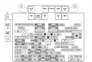 gmc sierra steering wheel diagram gmc sierra mk1 2003 2004 fuse box diagram auto genius
