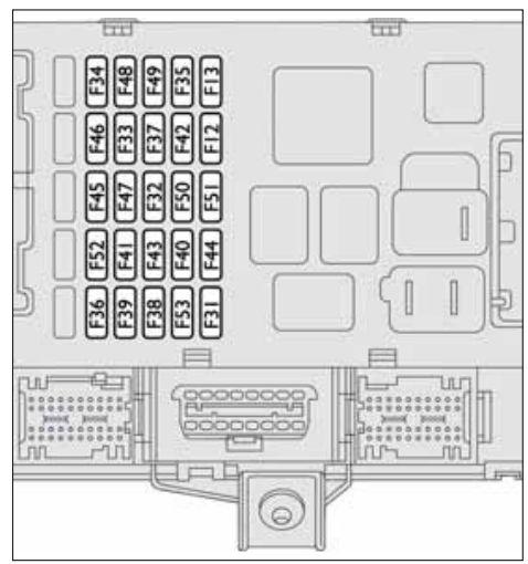 fiat ducato mk3 fl od 2015 bezpieczniki schemat auto. Black Bedroom Furniture Sets. Home Design Ideas