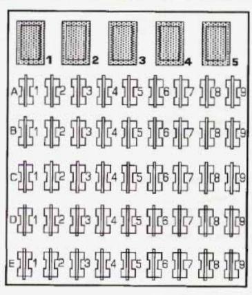 [DHAV_9290]  Pontiac Boneville (1994 - 1995) - fuse box diagram - Auto Genius | 95 Bonneville Fuse Box |  | Auto Genius