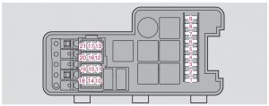 [SCHEMATICS_4HG]  Volvo S60 mk1 (First Generation; 2007) - fuse box diagram - Auto Genius | 2007 Volvo S60 Engine Diagram |  | Auto Genius