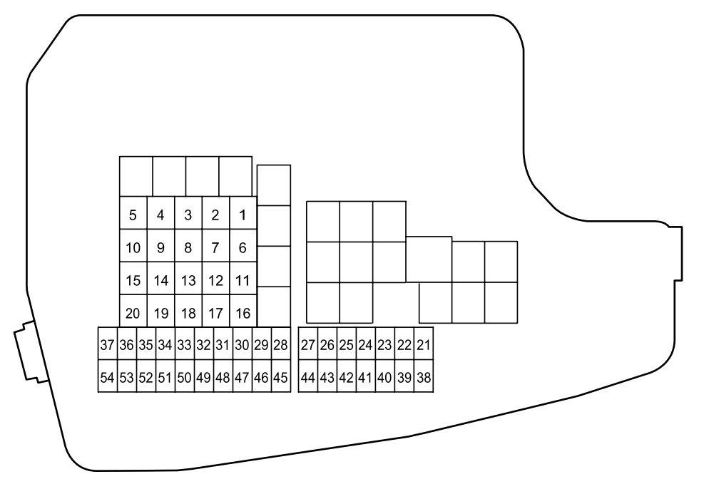 mazda 6 2014 fuse box diagram auto genius rh autogenius info 2014 mazda 6 fuse box location