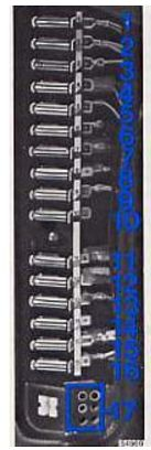 volvo 240 (1983) - fuse box diagram - auto genius volvo 340 fuse box 2006 volvo v70 fuse box diagrams