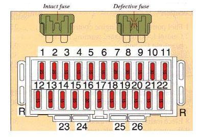 volvo 740 1991 1992 fuse box diagram auto genius rh autogenius info 85 Volvo 740 85 Volvo 740