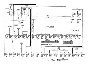 Volvo 850 - fuse box diagram