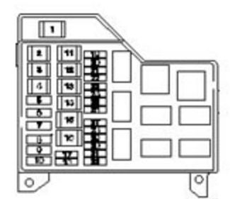 Volvo S40 mk1 (First Generation; 2001) - fuse box diagram ... on volvo s40 fuse box location, volvo s40 fuse diagram, ford focus lighter fuse, bmw x5 lighter fuse,