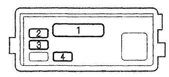 Acura Integra (2000) - fuse box diagram - Auto Genius on