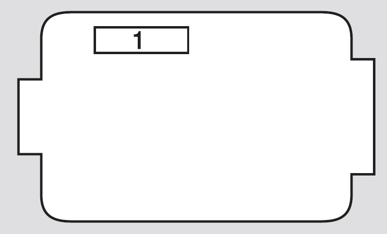 Acura RDX (2006 - 2008) - fuse box diagram - Auto Genius on