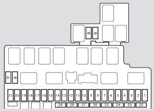 2007 honda fit fuse box schematics wiring diagrams u2022 rh seniorlivinguniversity co 1996 Honda Accord Fuse Diagram 1995 Honda Accord Fuse Diagram