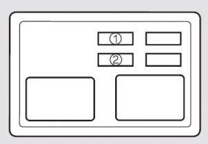 honda insight  2010 2011  fuse box diagram auto genius
