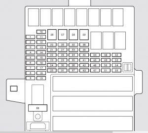 2003 Honda Insight Fuse Box   Wiring Schematic Diagram - 33 ... on power box diagram, fuse line diagram, fuse wire, control box diagram, wiring box diagram, gear box diagram, oxygen box diagram, light box diagram, meter box diagram, heater box diagram, circuit breaker diagram, roof diagram, fuel tank sending unit diagram, engine diagram, junction box diagram, relay diagram, fuse tv, element box diagram, 2002 sebring box diagram, fuel pump diagram,
