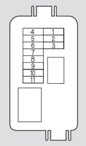 2006 honda odyssey fuse box online wiring diagram. Black Bedroom Furniture Sets. Home Design Ideas