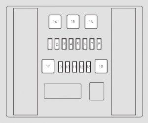 honda odyssey (2011) - fuse box diagram - auto genius 2008 honda odyssey fuse box diagram
