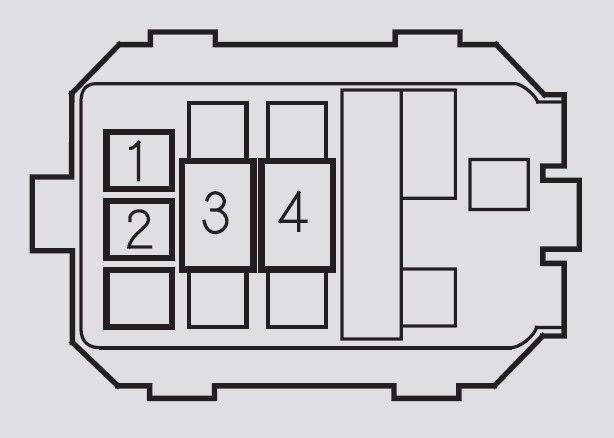 Honda S2000 (2006 – 2007) – fuse box diagram | Auto Genius