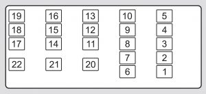 acura tl 2012 fuse box diagram auto genius. Black Bedroom Furniture Sets. Home Design Ideas